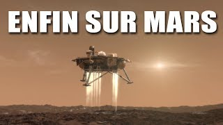 INSIGHT se pose sur MARS ! DNDE#85