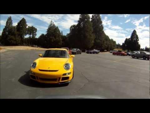 Drive from Mt Palomar to Casino Pauma via Lake Henshaw