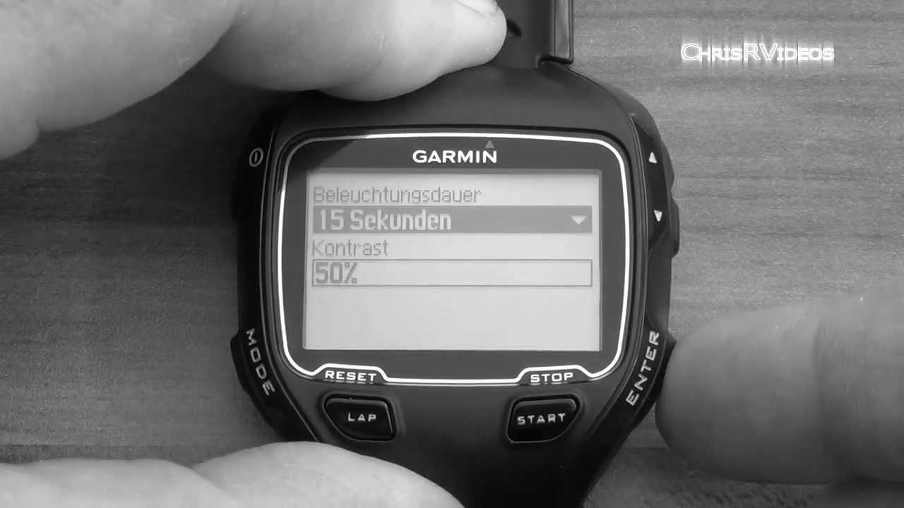 Écran Garmin Forerunner 910xt 910 xt