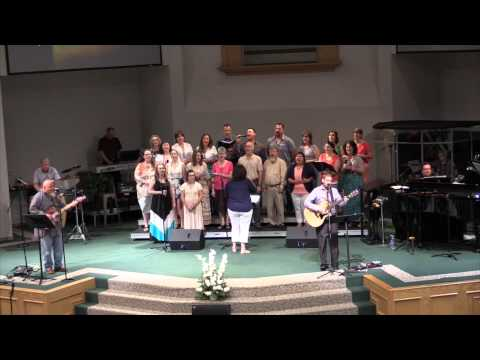 Follow Me There - ORBC Worship Choir and Band