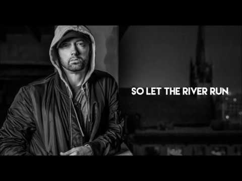 Eminem - River (ft. Ed Sheeran) [LYRICS]