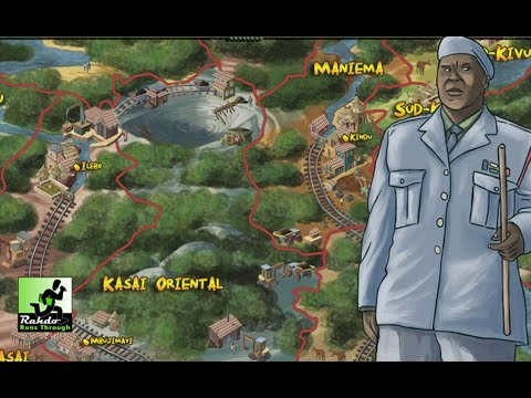 DRCongo Gameplay Runthrough