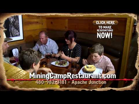 The Historic Mining Camp Restaurant - McNasty Brothers