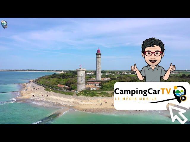 JT en camping-car N°130 - Le Phare des Baleines