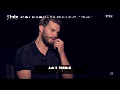 Jamie Dornan - Fifty Shades Darker Interview (French)