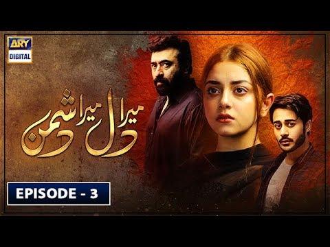 Mera Dil Mera Dushman Episode 3 | 5th February 2020 | ARY Digital Drama