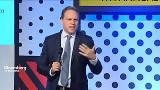 The Next Big Thing. Daniel Lacalle at Bloomberg