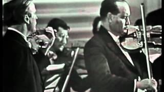 Бах, Концерт для двух скрипок - Ойстрах, Менухин