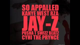 So Appalled Instrumental - Kanye West