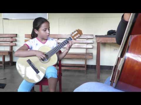 Método Suzuki para guitarra en Música para Vivir