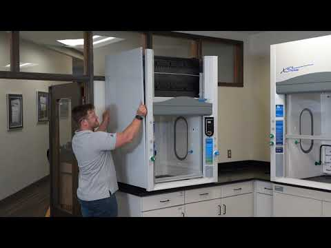 Quick And Easy Echo And Airo Fume Hood Installation