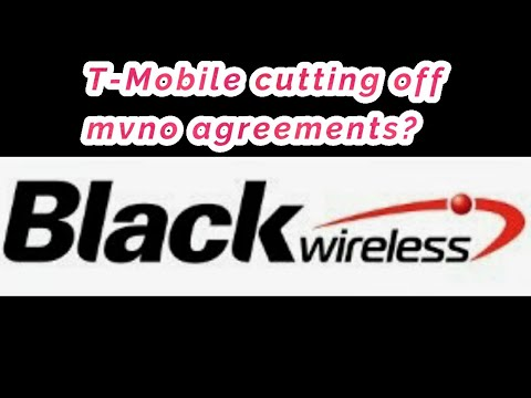 T-Mobile Terminating MVNO Contracts! Black Wireless Customers Must Watch!