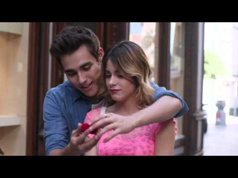 Violetta 3: Leon and Violetta buying a ring Ep.80 English Subtitles