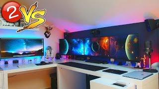 видео Удобные компьютерные столы