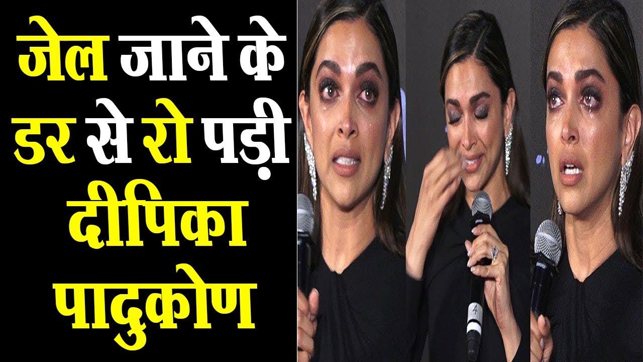 जेल जाने के डर से रो पड़ी दीपिका पादुकोण | Deepika Padukone Drugs Chat | Deepika Padukone NCB office.