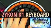 CYBERPOWERPC Skorpion K1 Mechanical Keyboard - YouTube