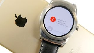 Android Wear + iPhone = любовь?