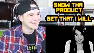 Snow Tha Product - Bet That I Will REACTION!!!