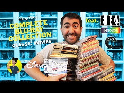 My Complete Bluray Collection: Part 6  Classic Movies