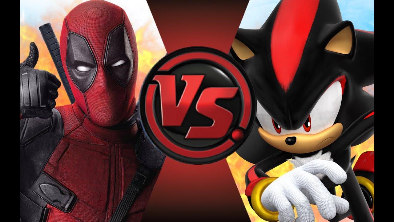 Mlg Hd Wallpaper Deadpool Vs Shadow Cartoon Fight Club Episode 66 Youtube