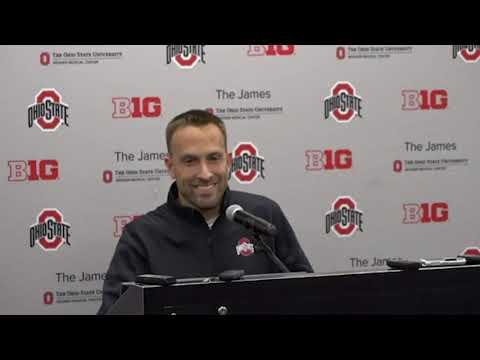 Jeff Hafley: Ohio State co-defensive coordinator previews Florida Atlantic