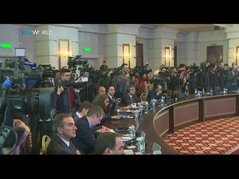 The War in Syria: Warring parties convene in Geneva to talks peace
