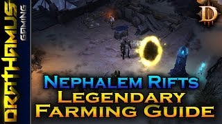 Best Legendary Farm ► Nephalem Rifts and Bloodshards (Diablo 3 Reaper of Souls)