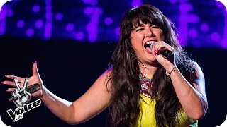 Julie Williams performs 'Love Is A Battlefield' - The Voice UK 2016: Blind Auditions 6