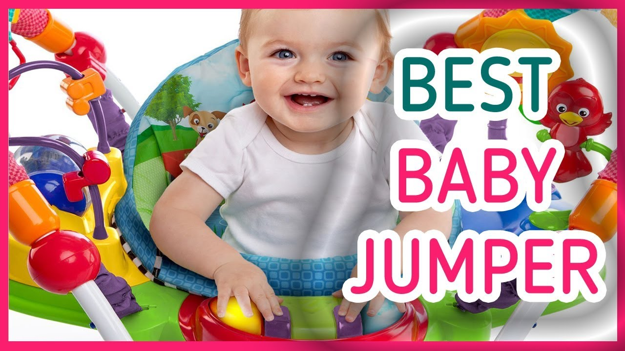 ddcfd7432 Best Baby Jumper 2017   2018 - Review For Baby Jumper! - YouTube