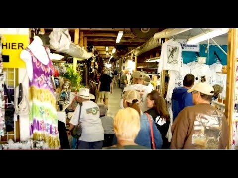 Daytona Flea & Farmers Market in Daytona Beach, Florida