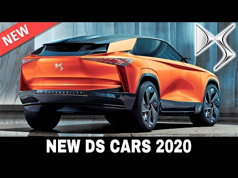 5 New DS Automobile Models Promoting French Luxury Carmaking In 2020