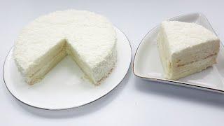 торт жасоо уй шартында Шифоновый торт