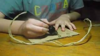 Урок 2. Пирография ( выжигание ).avi