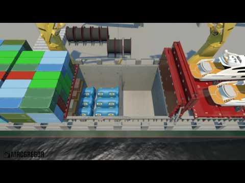 MacGregor tweendecks improve cargo efficiency
