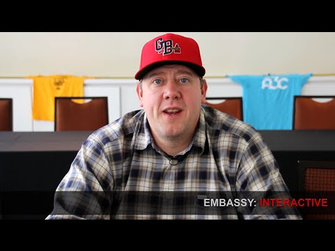 Brian Knott (Co-Founder of @A3C) Interview with Embassy: Interactive