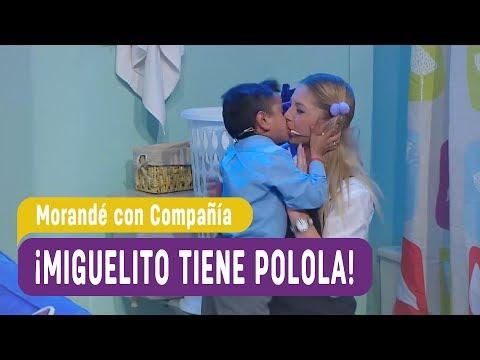 ¡Miguelito tiene una polola! - Morandé con Compañía 2017