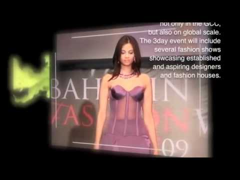BAHRAIN FASHION WEEK 2010 - The Promo!