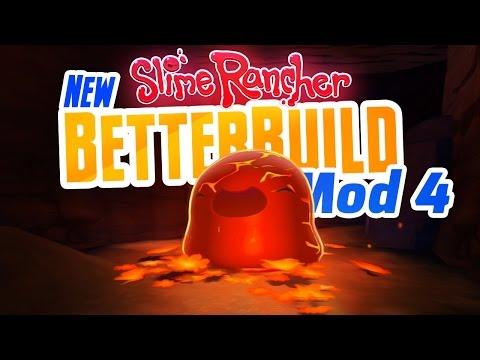 BOOM GORDO CAVE - New Slime Rancher BetterBuild Mod Ep 4 - Slime Rancher Mod BetterBuild