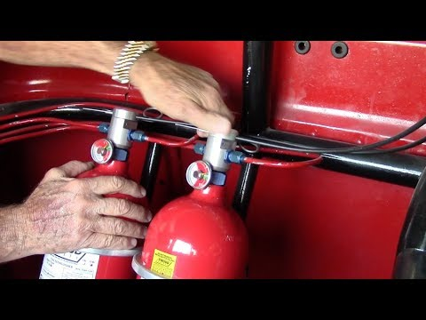 How to install a Fire Suppression System by Stroud Safety