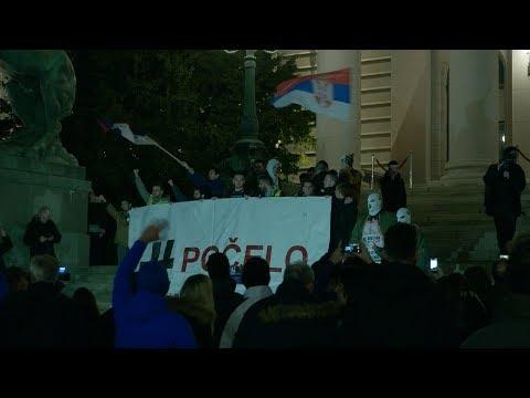 Protest 'Jedan od pet miliona': Anketa s građanima o Sporazumu s narodom