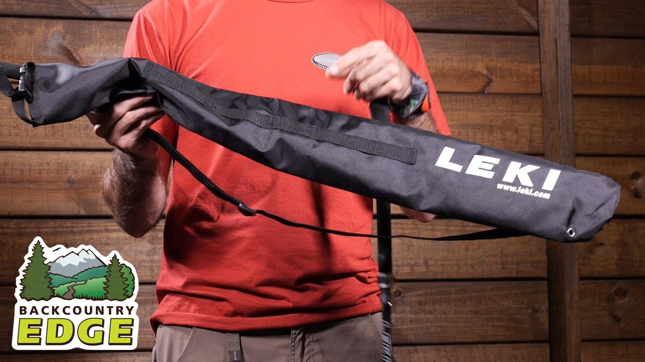 Leki Trekking Pole Carry Bag