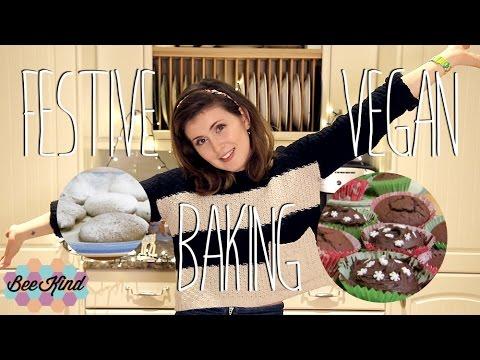 Chocolate Cupcakes & Gingerbread Cookies (Vegan)