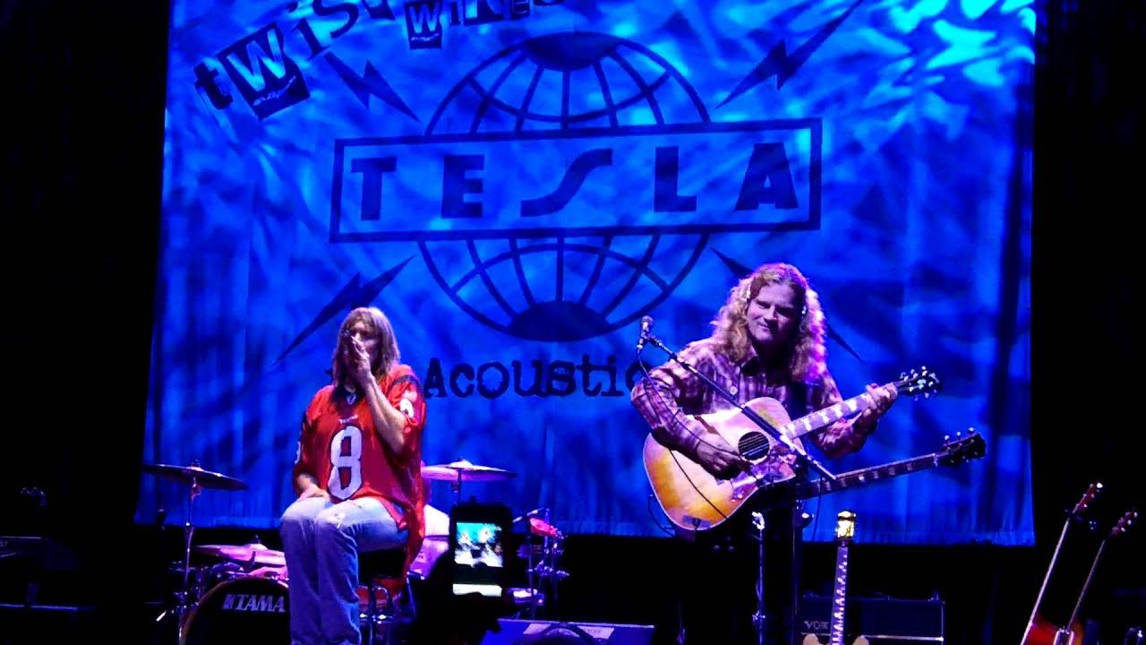 Tesla~Love Song~Twisted Wires Tour~HOB Houston Texas~11\13\11