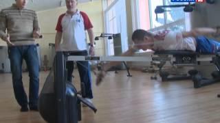 видео: Физическая подготовка пловцов