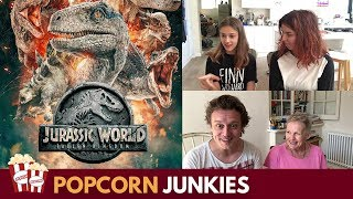 Jurassic World: Fallen Kingdom - Nadia Sawalha & Family Movie Review SPOILER ALERT