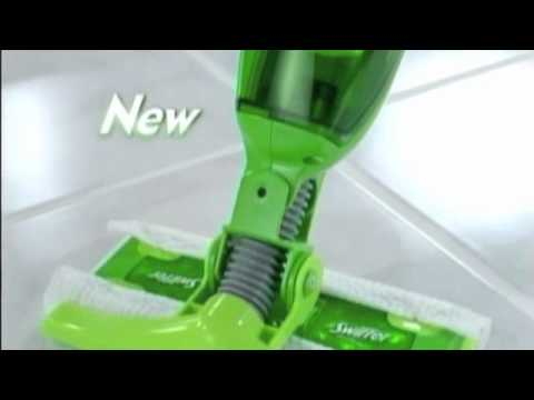 New Swiffer Commercial With Eros Mendoza J R Yancher