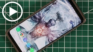 Customize your Samsung Galaxy S9 w/ Amazing Video Wallpapers!