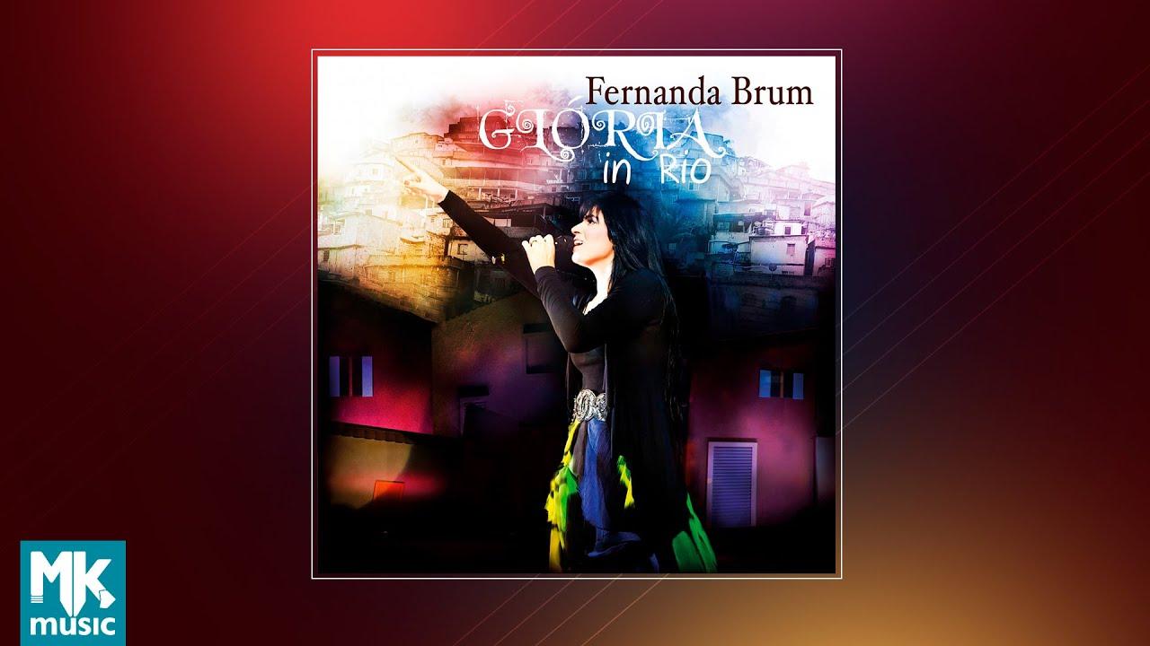 Fernanda Brum - Gloria In Rio Ao Vivo (CD COMPLETO)