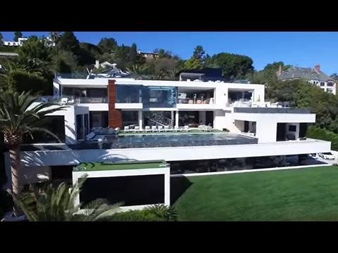 La maison la plus ch re des etats unis pour 250 millions for La plus chere maison du monde