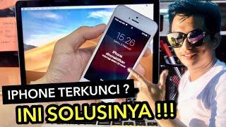 Cara Membuka Iphone Yang Terkunci (IPHONE DISABLED) dan UNLOCK Apple ID !.